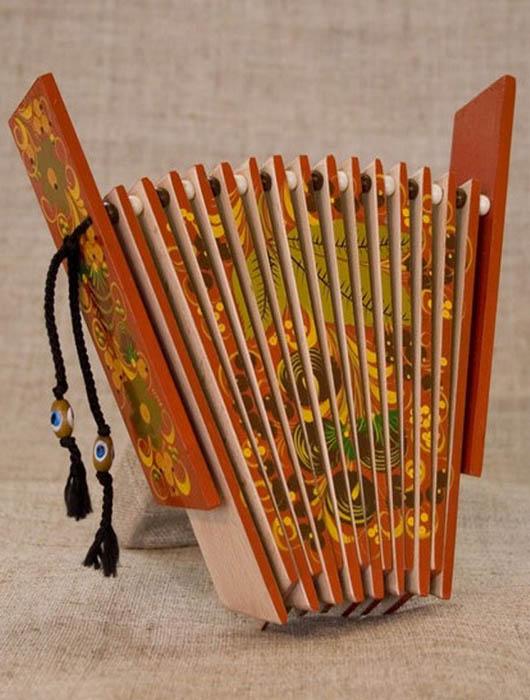 Трещотка музыкальный инструмент своими руками